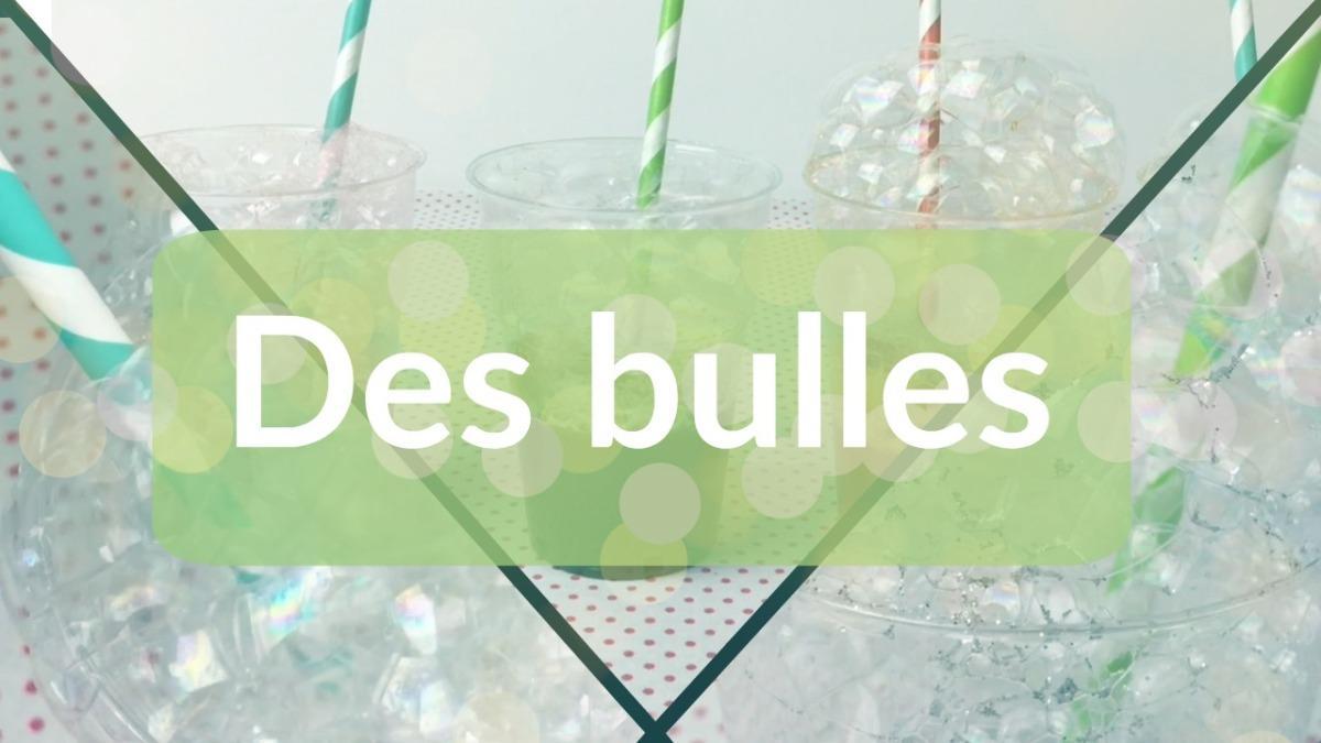 Miniature bulles