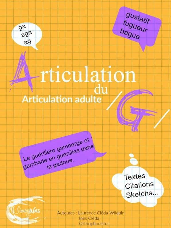Couverture articulation G